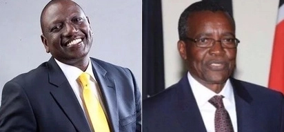 Deputy President Ruto claims Chief Justice Maraga is taking sides with NASA