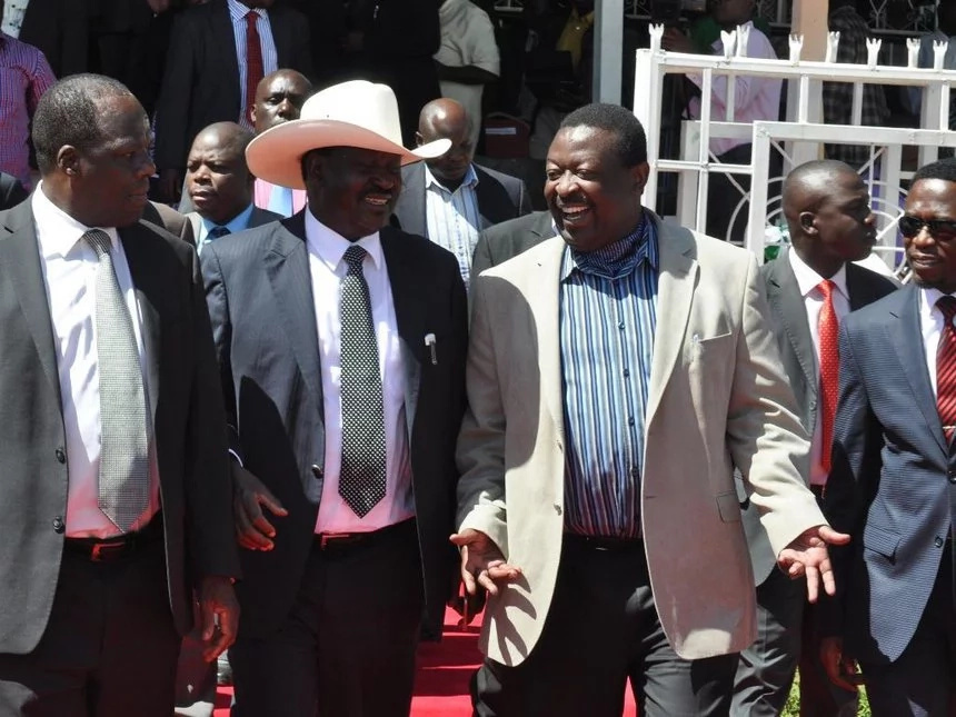 Wycliffe Oparanya says he respects Uhuru and Ruto