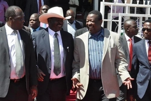 Polygamous ODM governor pleads with women  to stop tempting him