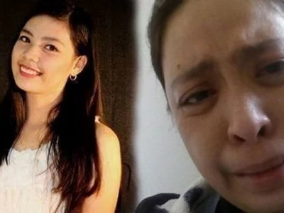 Grief-stricken OFW mother of chop-chopped 2nd yr college victim vents despair on social media