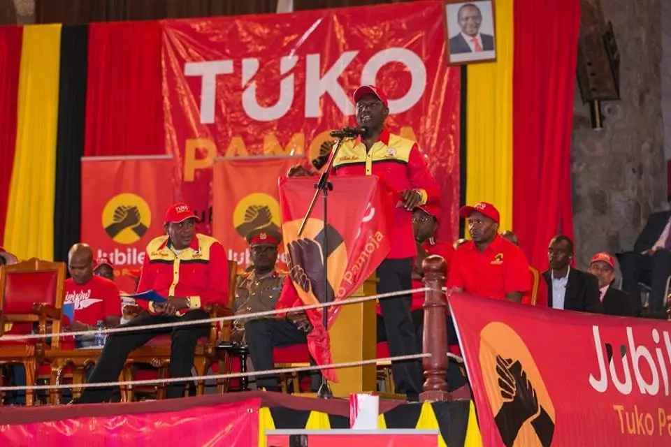 LIST: The men and women who make up Uhuru's campaign team