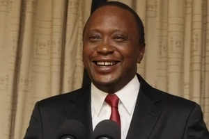 See the one thing Uhuru Kenyatta is hooked to like every other Kenyan