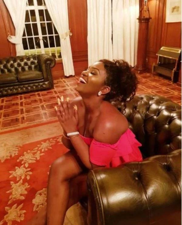 Mwigizaji maarufu wa filamu ya 'Nairobi Diaries' ajivunia pete ya uchumba