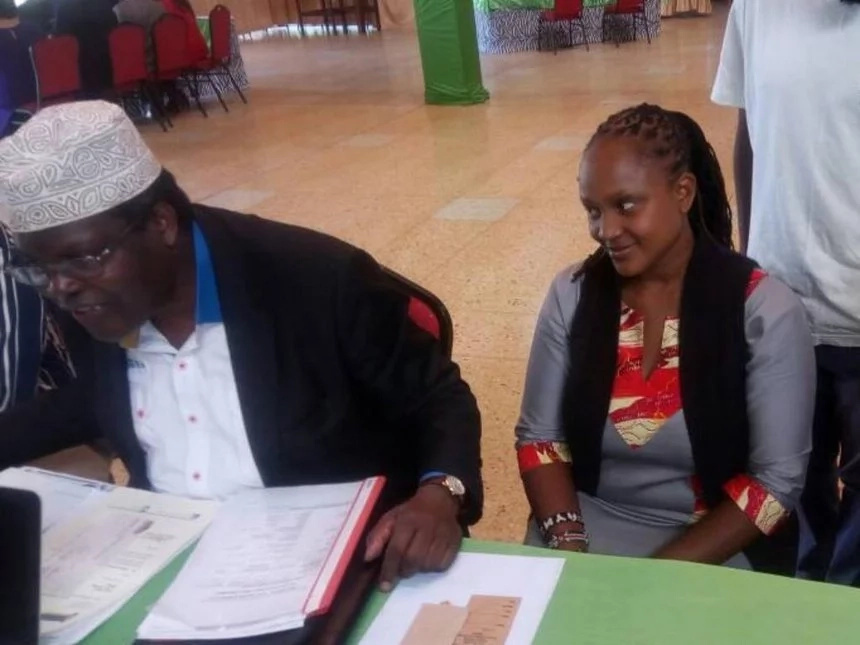 Miguna Miguna schools his running-mate a day after she threw him under the bus