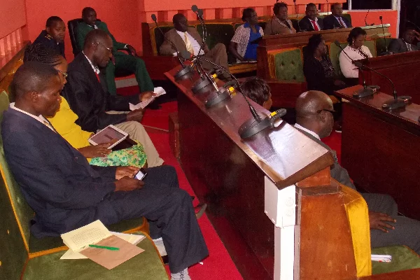 Embu Deputy Speaker wants law changed to accommodate Valentines Day