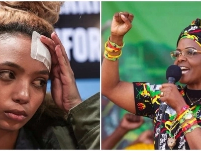 "20-year-old model was allegedly offered bribe to make Grace Mugabe assault case ""go away"""