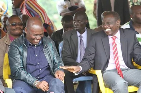 Did Kabogo apologise to Ruto over Central Kenya comment? (photos)