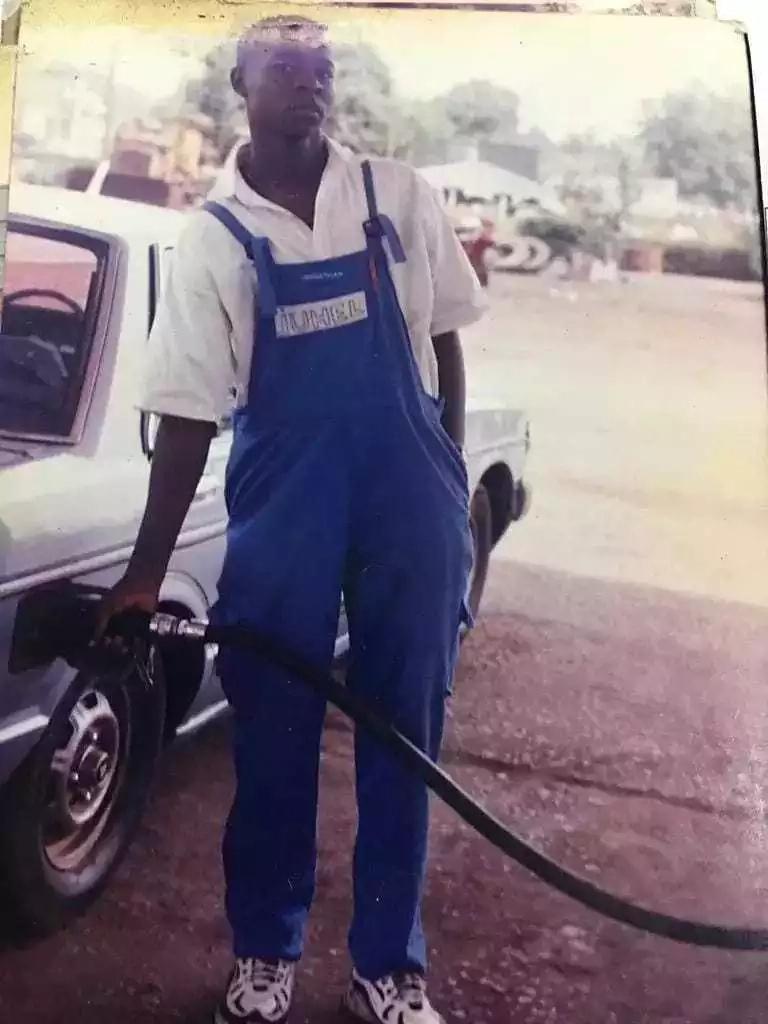 Mwanamume ashangaza wengi kwa kuhadithia maisha yake katika mtandao wa Twitter