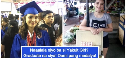 Beauty and brains talaga! Former PBB teen Kristine Hammond graduates with honors