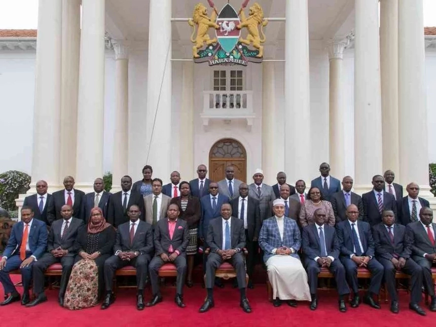 Senior State House employee promises to resign if he fails to meet Uhuru's targets