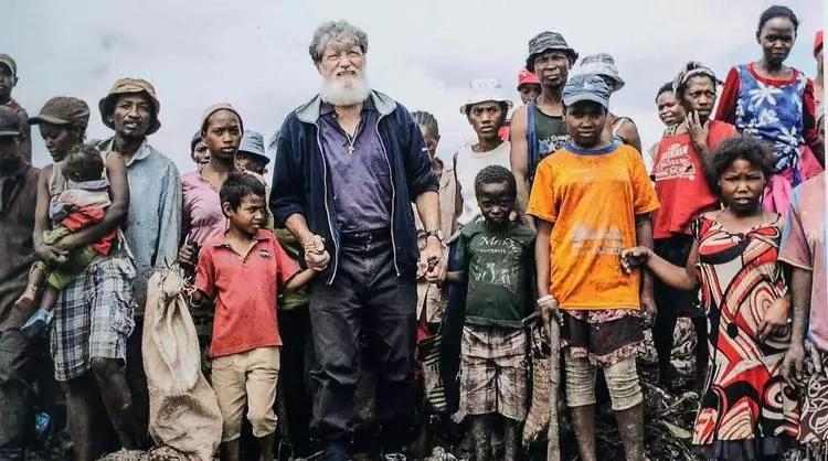 El argentino que ha sacado de la pobreza a más de 500 mil personas