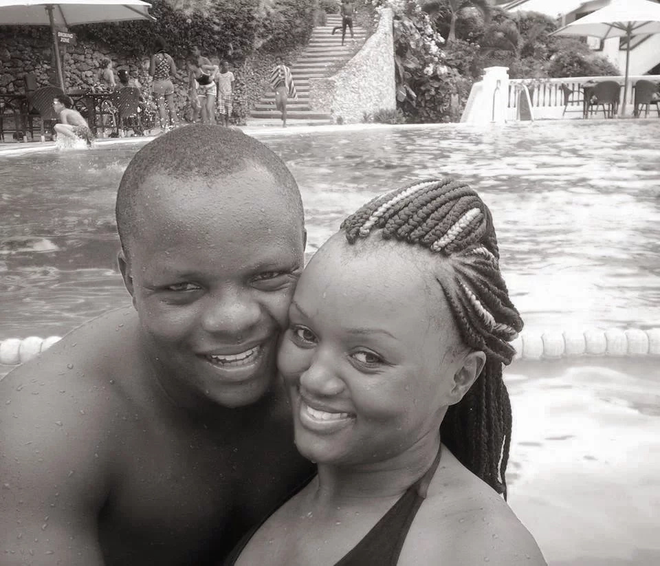 This is the woman in Ferdinand Omondi's life