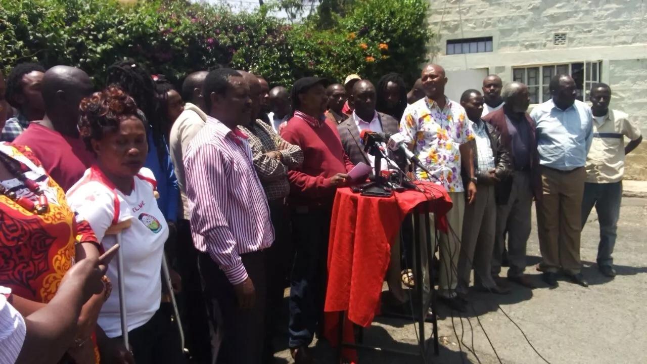 Wafanyabiashara kutoka GEMA wapanga kutetea IEBC kwa maandamano Nairobi dhidi ya NASA