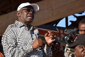 David Musila afafanua mambo baada ya kumwidhinisha Uhuru Kenyatta