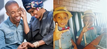 6 stunning photos of senior Swahili anchors Rashid Abdalla and Lulu Hassan's sons, too cute!