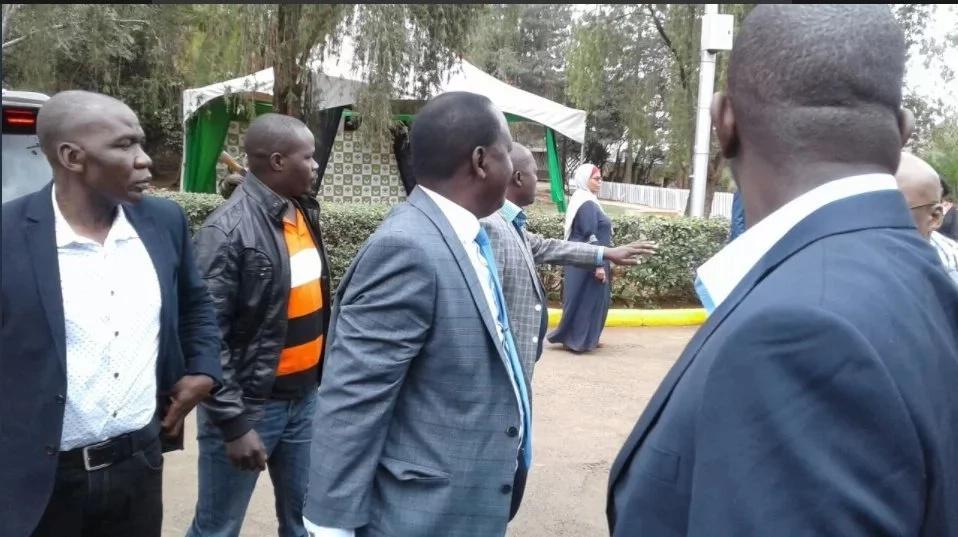 Mzozo Bomas of Kenya huku NASA ikikataa matokeo ya urais