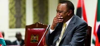 The Kenyan programme that Uhuru Kenyatta goes to watch when stressed by Raila