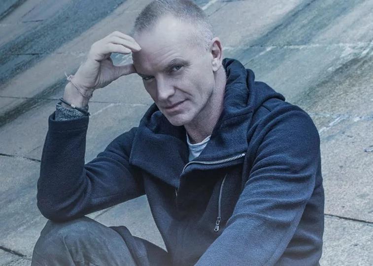 Sting regresa al rock con su nuevo álbum