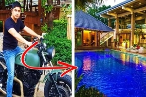 Here are 7 awesome swimming pools owned by rich Pinoy celebrities! They are all super stunning & luxurious!