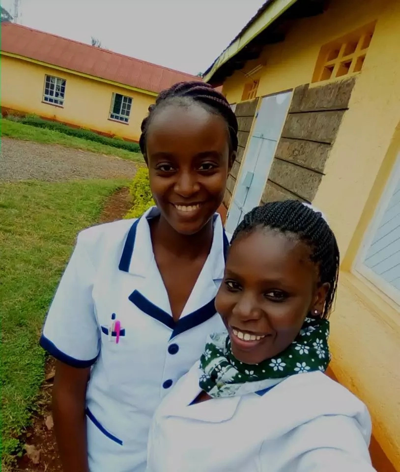 Photos: Kenyan nurses compete on Facebook on who is the hottest, be the judge