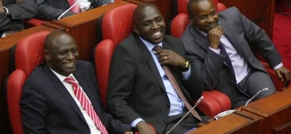 Jubilee senator harassed by ODM operatives as he got into a posh hotel