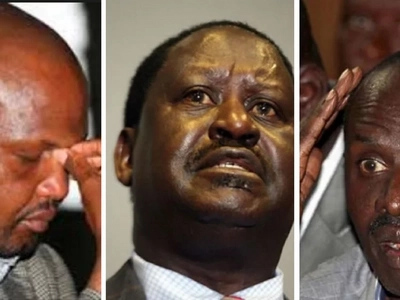 Did Sossion illegally gift Raila with KSh 300 million? TUKO.co.ke has all the details
