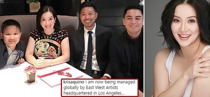 Bongga ang career, pang international ang level! Kris Aquino to star in a Hollywood movie, starts shooting this June