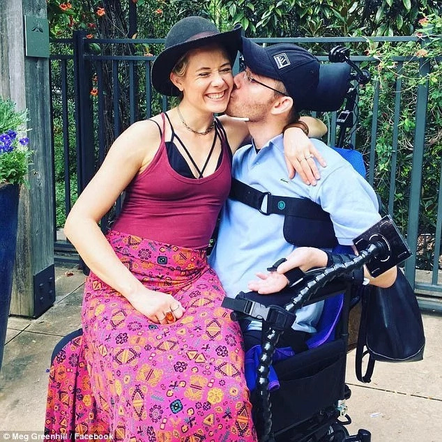 Meant to be together! Couple marries 9 months after groom was paralyzed in swimming accident