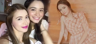 Guess what mother-daughter contract Sunshine Cruz and Angelina signed so that Sunshine will let her join showbiz
