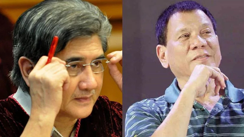 Honasan applauds Duterte who 'speaks his mind, heart'