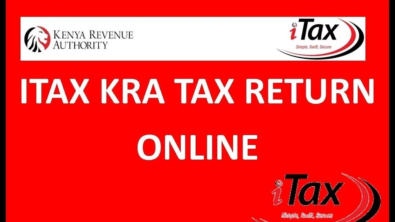 KRA Pin Registration Online