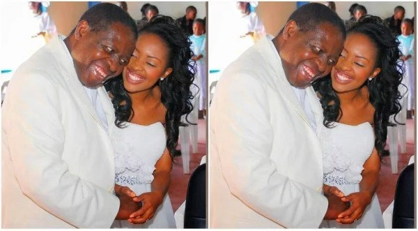 Kambua's EMOTIONAL message to her late dad