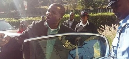 Former top IEBC officials ROUNDED up from their homes, arrested