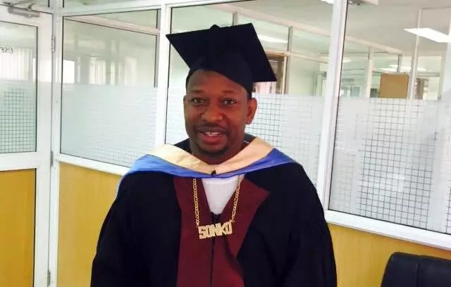 sonko degree behaviours