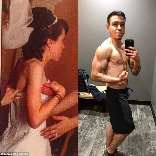 30-year-old tiny housewife turns into muscular bodybuilder because she hated her FEMALE BODY (photos, video)