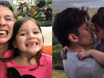 Protective dad Jake Ejercito warns trolls who threatened to attack his daughter Ellie