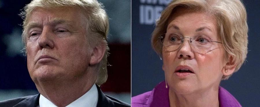 Is Senator Warren's Style In Trolling Trump A Political Masterpiece?