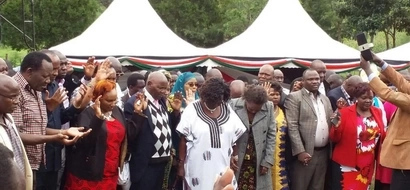 Here's How Kenyans Feel About Ruto's Prayer Meeting On ICC Case