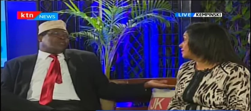 Journalist leads Kenyans to tear apart Jeff Koinange over Esther Passaris attack