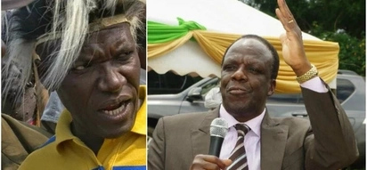 Bullfighter Boni Khalwale takes on Kakamega Governor Wycliffe Oparanya in an ugly online tussle