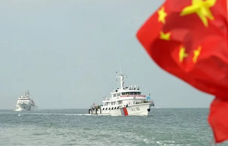 China ready to talk over the South China Sea dispute