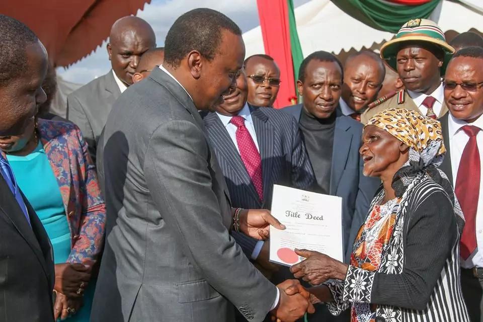 Wakenya wamshtumu Rais Uhuru Kenyatta kwa unyakuzi wa mashamba
