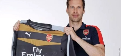 """I'm Really Excited About Joining Arsenal,''  Says Petr Cech"
