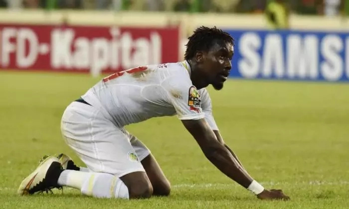 Pape Souare to have surgery after serious car accident