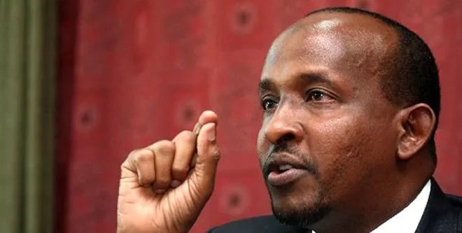 Aden Duale LAUGHS at Raila Odinga over nomination drama