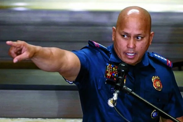 Bato asks policemen's wives to stop being materialistic