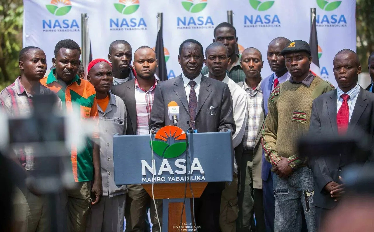 Note to Raila and NASA supporters: Numbers don't lie and Uhuru's victory was legitimate