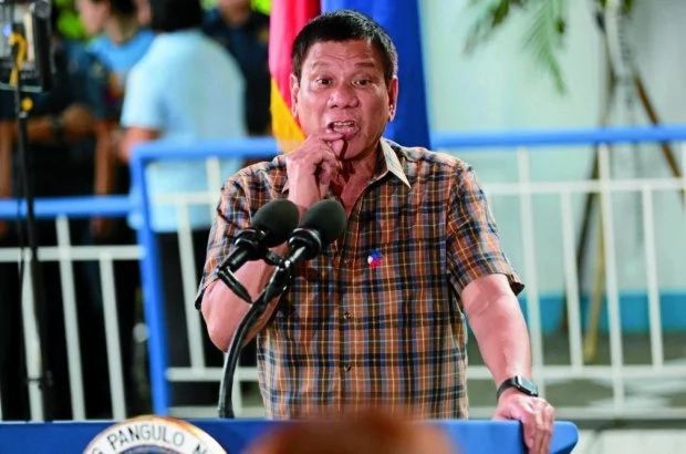 Duterte places P2M on head of PNP drug protectors