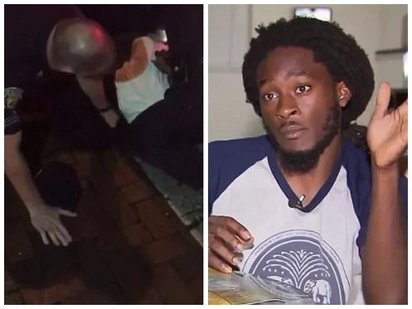 White cop under siege after he was caught saying he should have shot black suspect