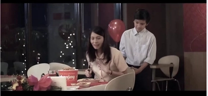 Jollibee's last Valentine's series ad entitled 'Date' is the most heartbreaking of the three